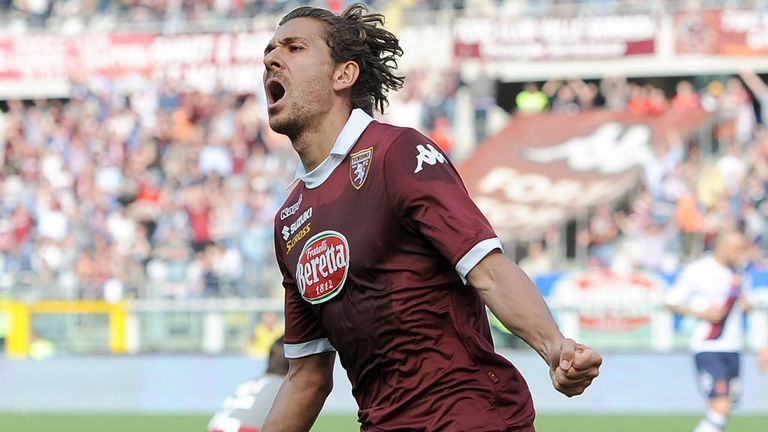 Alessio Cerci: Snapped up by Atletico Madrid