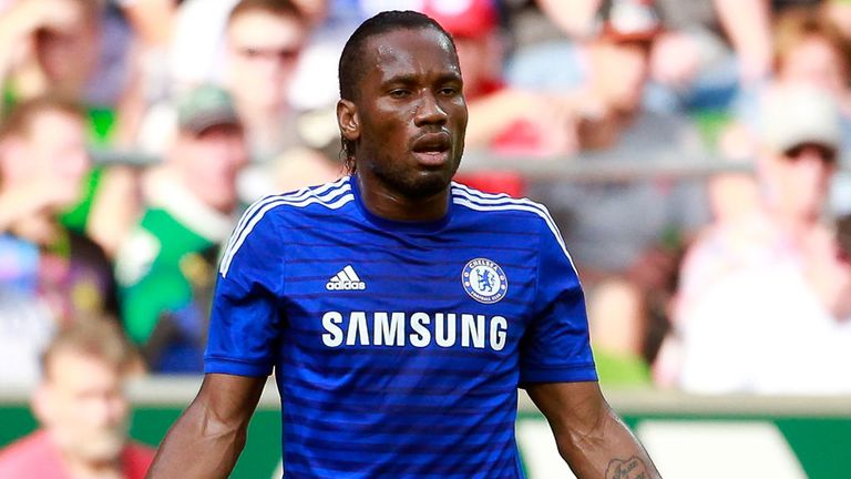 Didier Drogba: A doubt for Chelsea's trip to Burnley