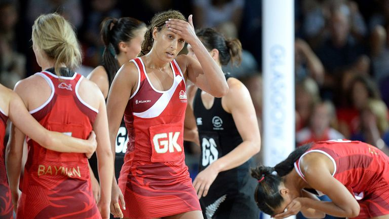 England: Suffered a one goal defeat to New Zealand in the semis