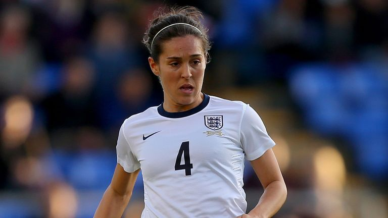 Fara Williams: England's most capped player