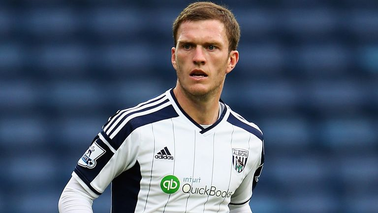 Craig Gardner: West Brom midfielder backing Alan Irvine