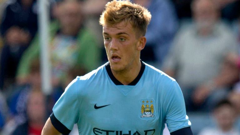 Emyr Huws: On loan at Wigan from Manchester City
