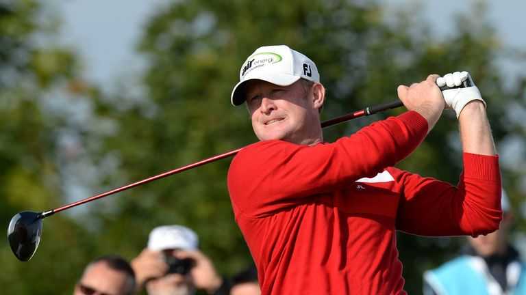Jamie Donaldson's many years on the course will count for little at Gleneagles