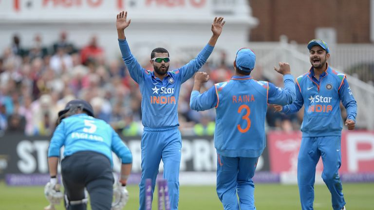 India: rankings rewards for dominant ODI form in England