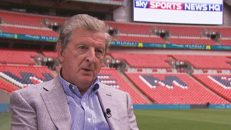 Roy Hodgson: England boss aiming for Euro 2016 glory.