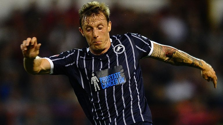 Martyn Woolford: Scored winner at Fulham