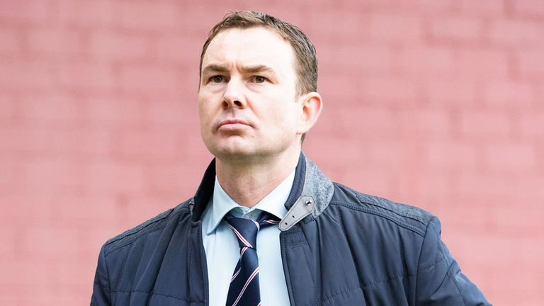 Derek Adams: Ross County boss frustrated by defeat to Dundee United