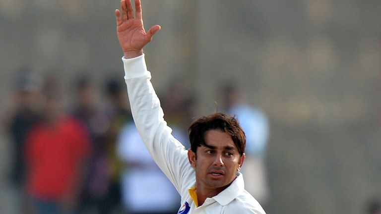 Saeed Ajmal: Reported for suspected bowling action