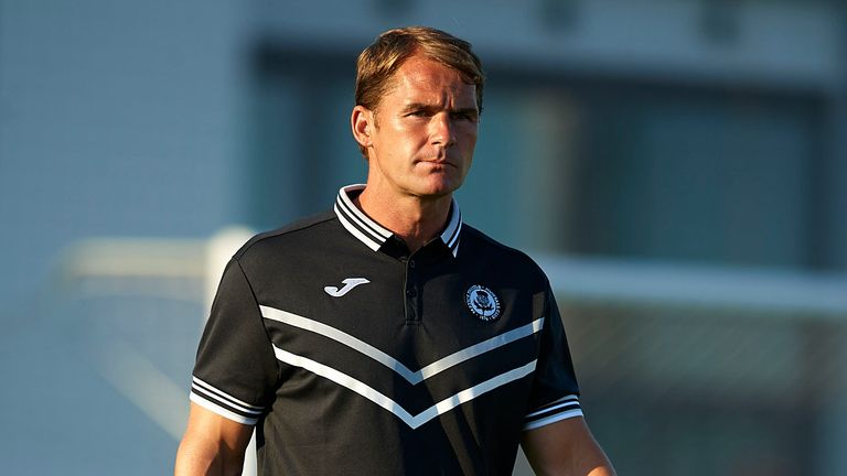 Alan Archibald: Says he does not intend to make any hasty decisions in the transfer market