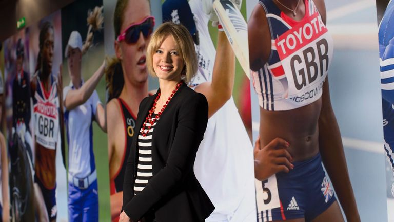 SportsWomen producer Anna Edwards nominated in the Media Individual category