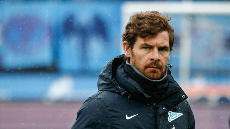 Villas-Boas: Zenit through