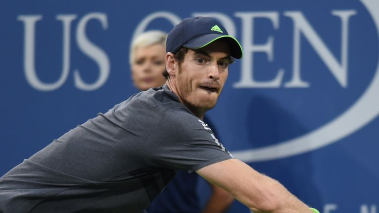 Andy Murray: Faces Jo-Wilfried Tsonga in the fourth round