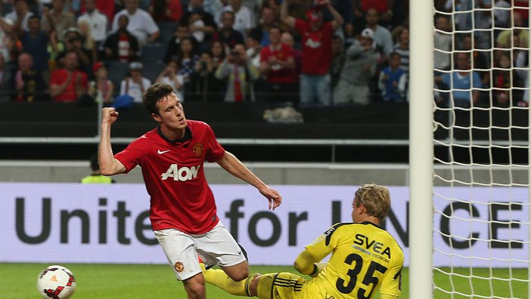 Angelo Henriquez: Loaned out again