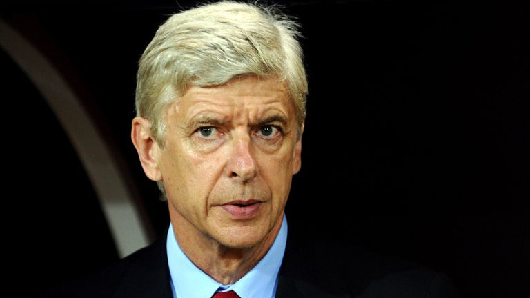 Arsene Wenger: Saw his side held in Turkey