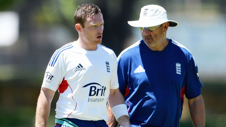 Ian Bell: Might seek more sessions with Graham Gooch