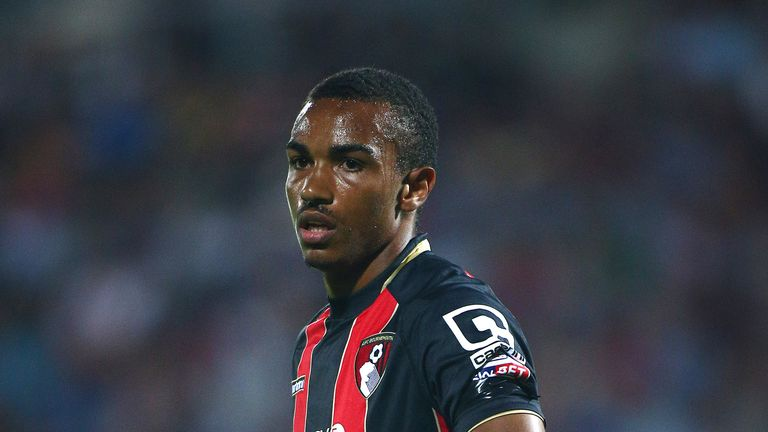 Junior Stanislas: Scored winner for Bournemouth