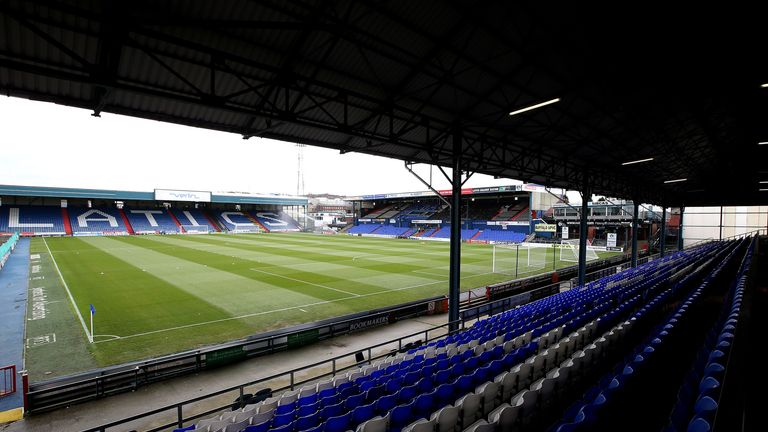 Boundary Park: Redevelopment underway