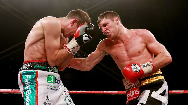 Tommy Coyle: Hull of a night