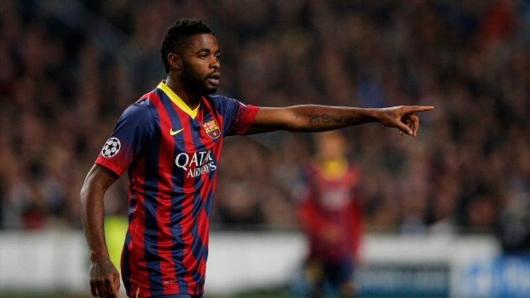 Alex Song: Barcelona midfielder linked with Tottenham