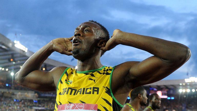 Usain Bolt: Out of Zurich Diamond League meeting