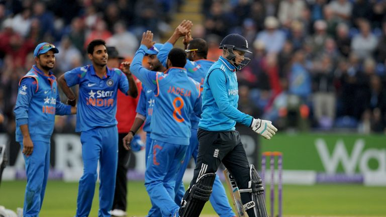 England: Failed to capitalise against India's spinners