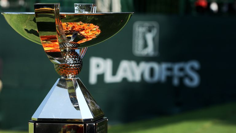 The FedEx Cup Trophy: Who will win it this year?