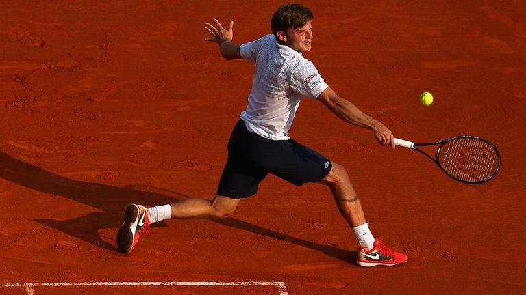 David Goffin: Secured maiden ATP Tour title in Austria