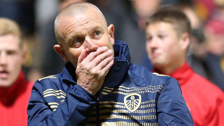 Dave Hockaday: Axed as Leeds boss
