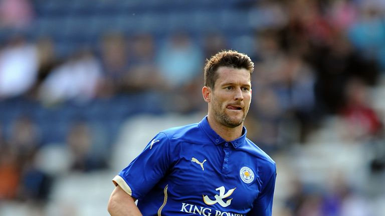 David Nugent: Leicester striker has unfinished business this season