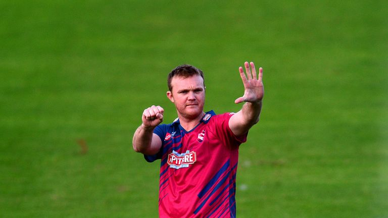 Doug Bollinger: Equalled his career-best List A figures as Kent beat Glamorgan
