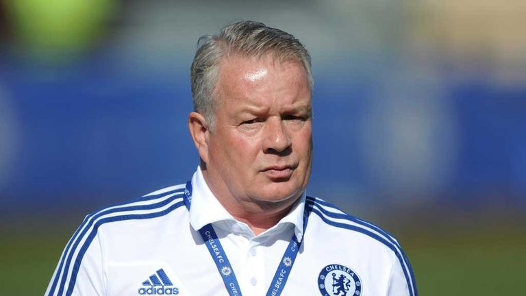 Dermot Drummy: Chelsea international head coach