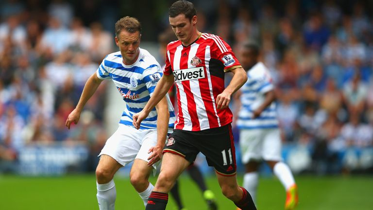 Clint Hill: Recalled for victory over Sunderland