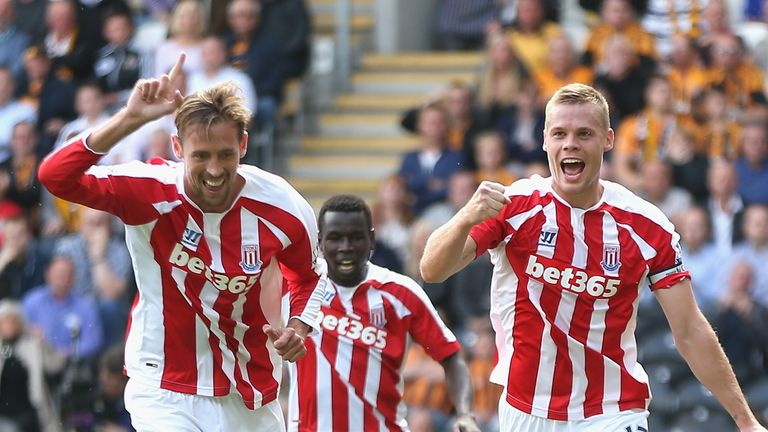 Stoke: Man City's opponents this weekend