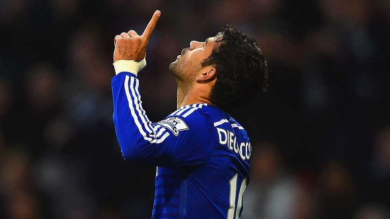 Diego Costa: Scored his first goal in English football with the equaliser at Turf Moor