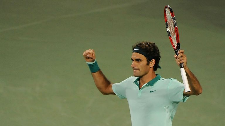 Roger Federer's new racquet aided his Masters win, says Petchey