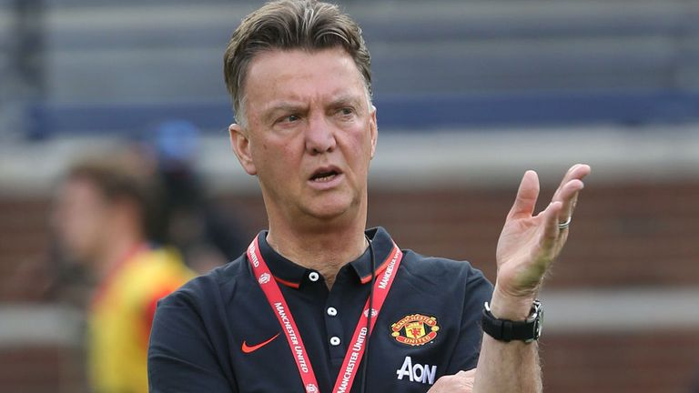 Van Gaal: is a title push likely in his first year in England?