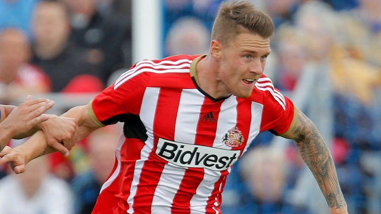 Connor Wickham: Is to stay at Sunderland