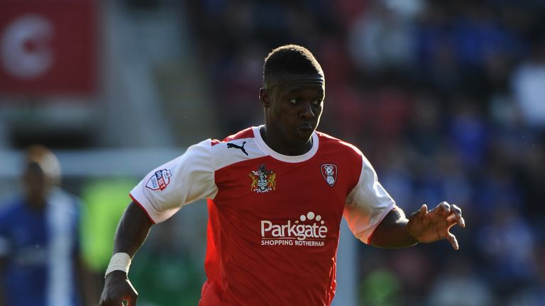 Kieran Agard: Leeds said to be chasing striker's signature