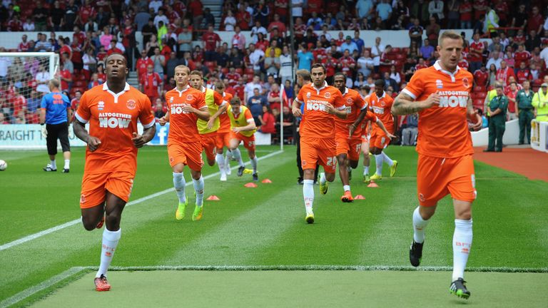 Blackpool: can they survive? Peter is not full of confidence on their part