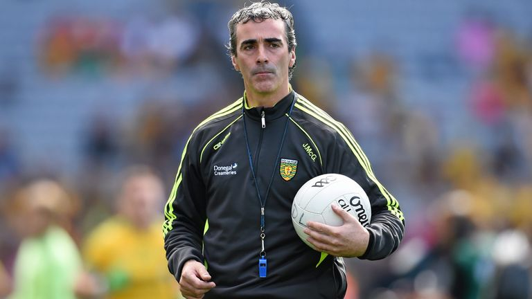 Jim McGuinness: Says Dublin are out in front of every other county