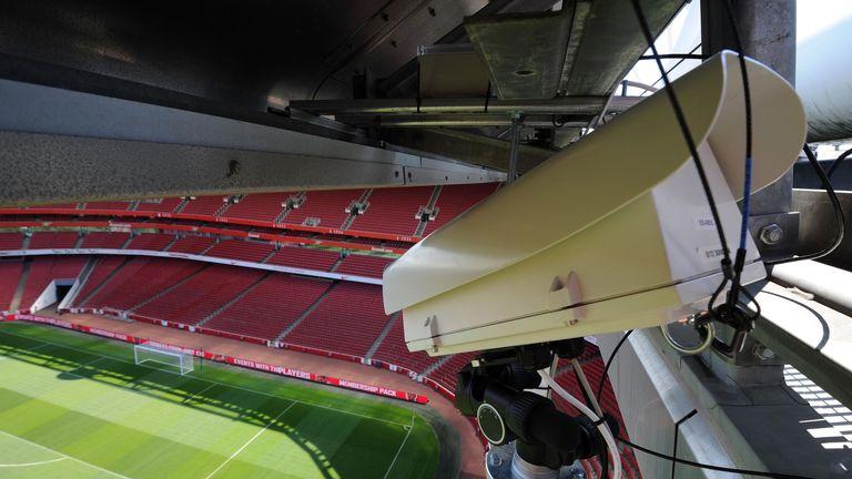 Hawkeye: Goal-line technology already used in Premier League