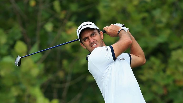 Edoardo Molinari: Flying start for Italian