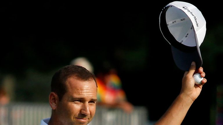 Sergio Garcia: Key player for Europe?