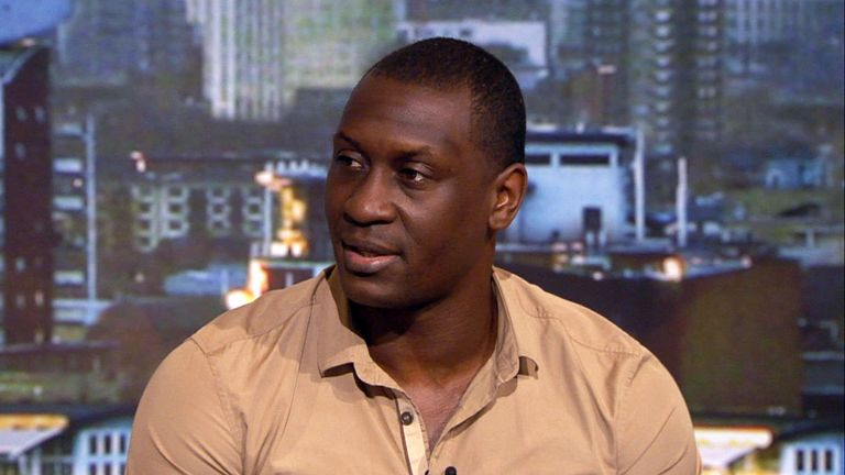 Emile Heskey: wants a new club - even at the age of 38