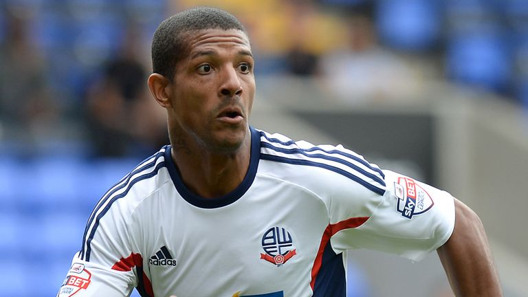 Jermaine Beckford: Scored winner for Bolton