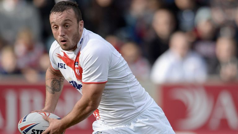 Josh Hodgson, playing for England Knights, is to leave his home town club Hull KR and head to Australia