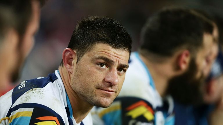 Mark Minichiello has played over 250 matches in a 13-year NRL career