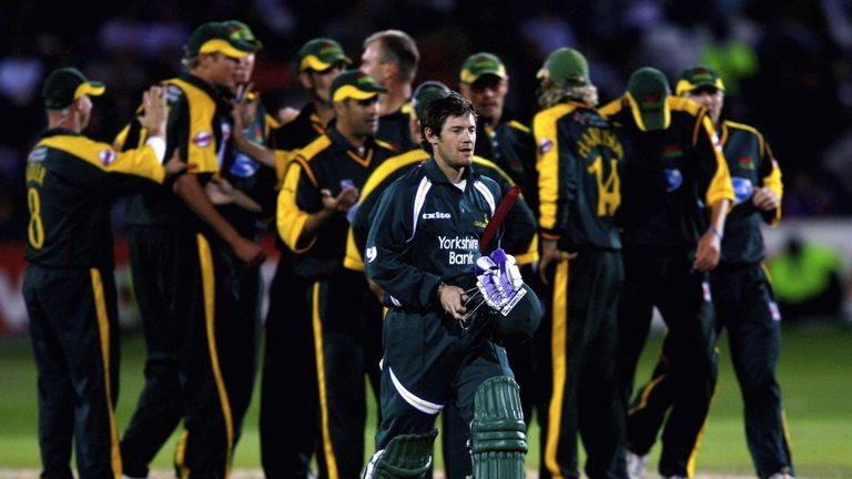 Chris Read and Nottinghamshire were beaten in controversial circumstances in 2006