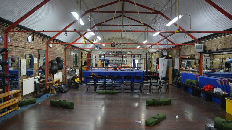 The gym: where it all begins, for taxi drivers and actors, barristers and boxers...