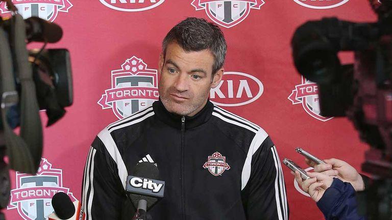 Ryan Nelsen: Former Toronto FC coach